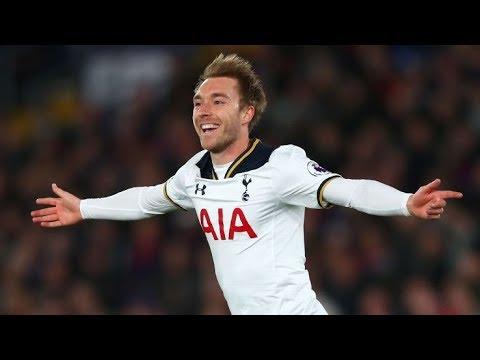 Christian Eriksen | Danish Genius | Tottenham 2016-17 (HD)