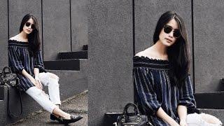 KEKINIAN! 10 Gaya Fashion Hits Ana Octarina!