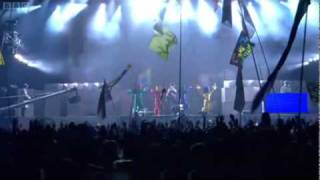 The Pet Shop Boys Glastonbury 2010 (Left To My Own Devices) & (Did You See Me Coming)
