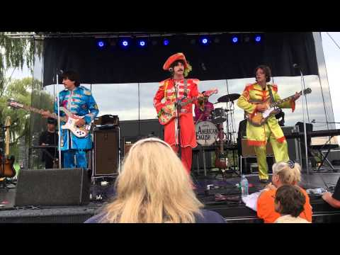 American English Beatles Tribute -