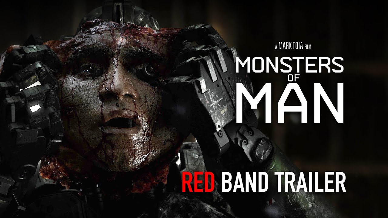 Download MONSTERS OF MAN / OFFICIAL RED BAND TRAILER