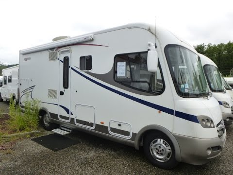 camping car frankia i 680 alpes evasion occasion youtube. Black Bedroom Furniture Sets. Home Design Ideas