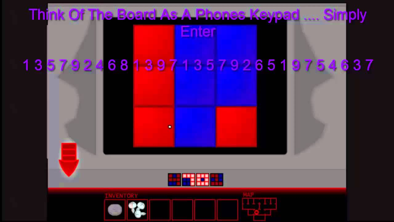 Riddle School 5 Red And Blue Block Puzzle Easy Solution