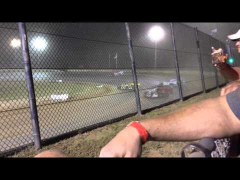Modified feature part 3 Jackson Motor Speedway 7-4-14