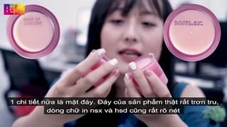 Phân Biệt AUTH - FAKE   MẶT NẠ NGỦ DƯỠNG MÔI LANEIGE   Bici Cosmetic