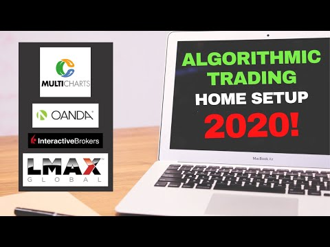 REAL WORKING AUTOMATED TRADING SETUP