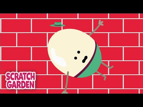 The Humpty Dumpty Song | Scratch Garden