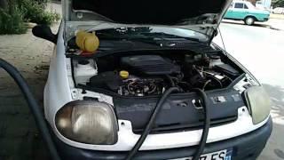 nettoyage circuit de refroidissment lavage moteur