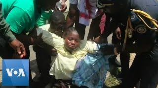 Students and Police Clash Over Unpaid Teachers' Salaries in Liberia