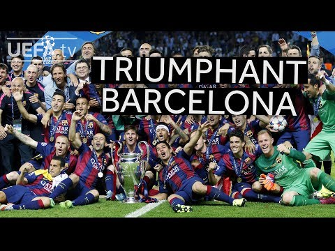 Barcelona v Juventus: 2015 UEFA Champions League final highlights