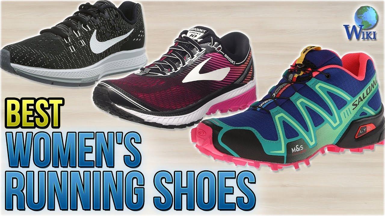 10 Best Women's Running Shoes 2018