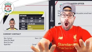 WOW SOLD FOR $70,000,000! - LIVERPOOL FIFA 17 Career Mode #10