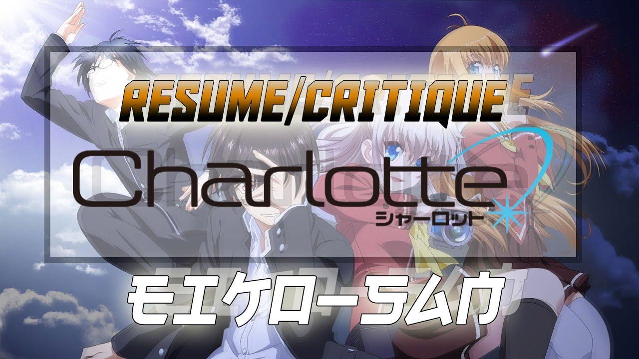 r eacute sum eacute critique charlotte fr reacutesumeacute critique charlotte fr