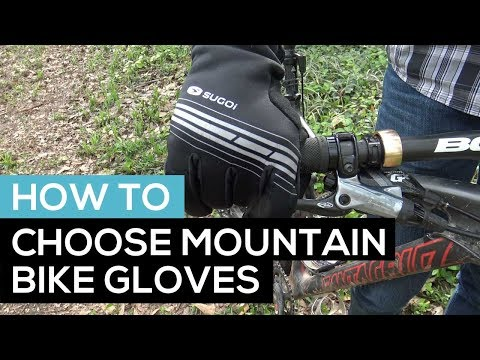 How to Choose the Right Mountain Bike Glove // A Buyer's Guide