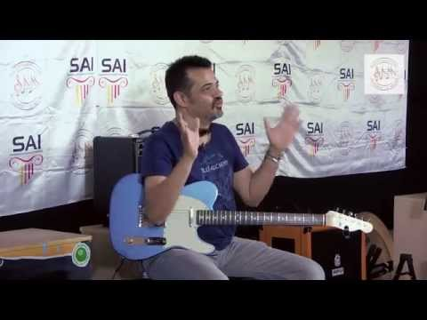 Masterclass by Music Director Ehsaan Noorani on World Music Day
