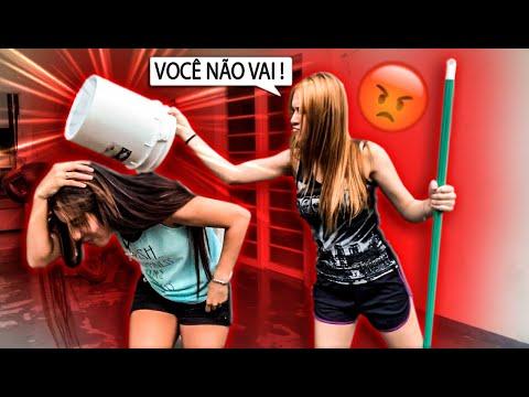 FALEI PRA RUIVA QUE EU VOU NA CASA DA MINHA EX 😱 !!! BUSCAR UMAS COISAS SOZINHA !!!