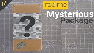 RealMe has sent me a MYSTERIOUS Package | Dont Watch it