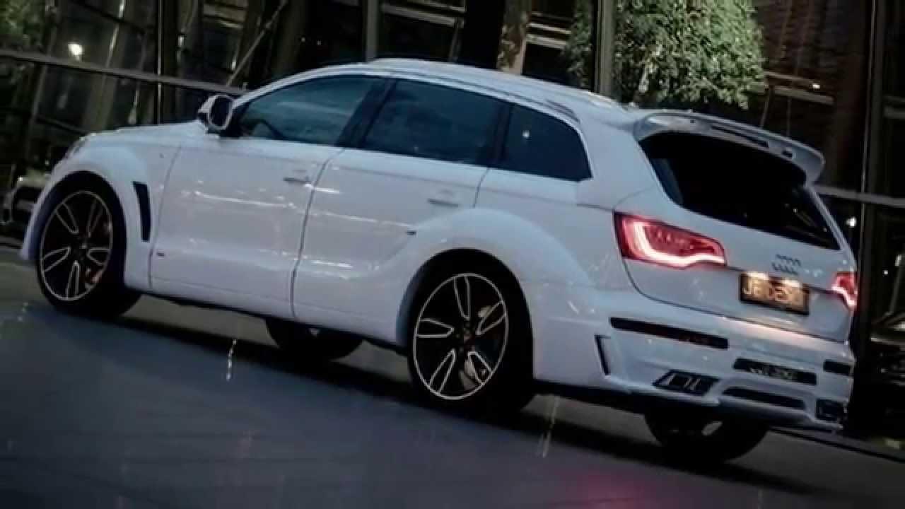 Тюнинг Ауди Q7 Тюнинг Audi Q7 - YouTube