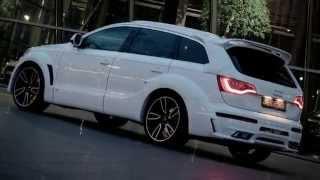 видео Тюнинг Audi Q7