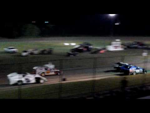 85 Speedway modified feature 8-27-16