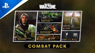 Call of Duty: Black Ops Cold War and Call of Duty: Warzone - Season Two Combat Pack | PS5, PS4