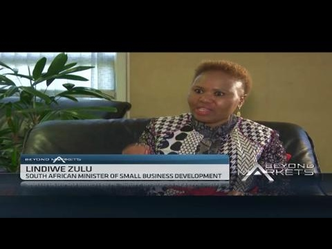 Minister Zulu speaks on the strategy behind S.Africa's SME sector