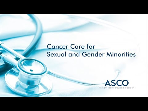 ASCO's Recommendations for Reducing Cancer Disparities Among Sexual and Gender Minority Populations