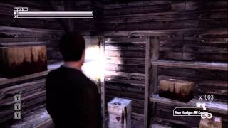 Deadly Premonition Gameplay 3 Xbox 360 HD 720p