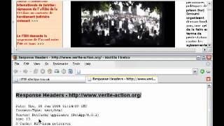 Tunisia - Tunisie - تونس : Censure du web - scandale de la 403 maquillée en 404