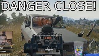 PUBG - DANGER CLOSE!