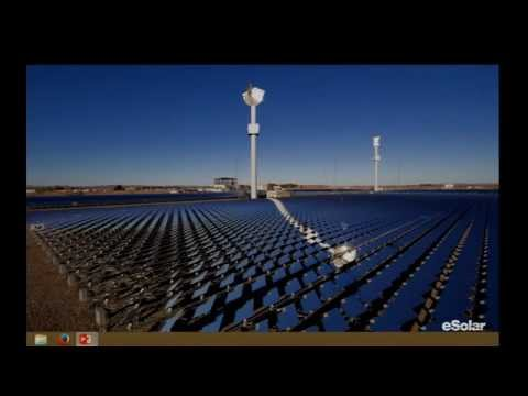 Erik Pihl: Concentrating Solar Thermal Power - Pros and Cons