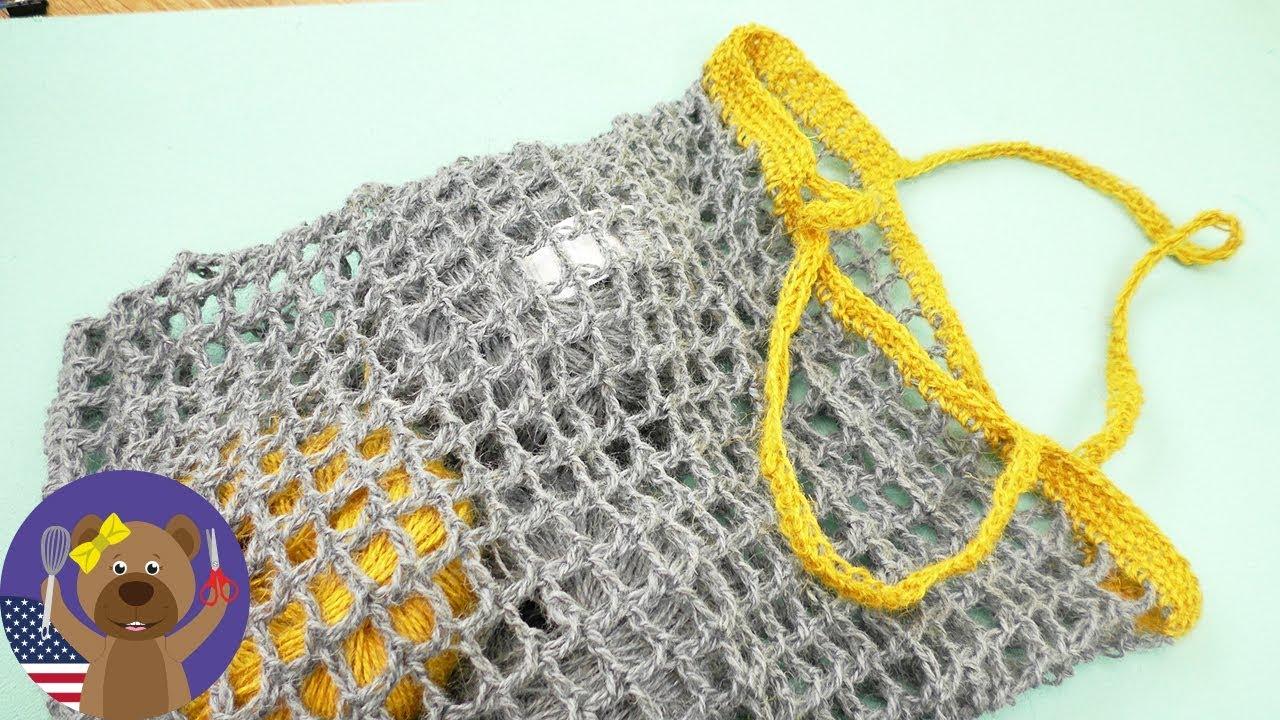 Crochet Your Own Bag | Awesome Summer Crochet Projects | Net Crochet ...