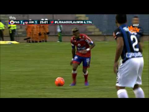Pasto 1 - 2 Junior | Fecha 20 Liga Aguila 2017-I | Win Sports