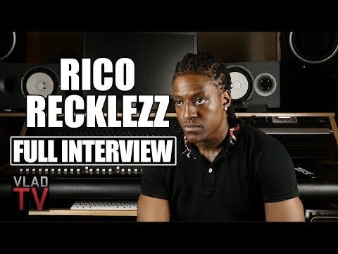 Rico Recklezz on TaySav, Tee Grizzly, Killa Kellz, False Arrest (Full Interview)