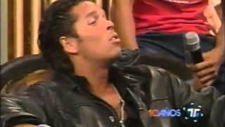 El Calabozo 10 años - Roberto Palazuelos, Aleks Syntek