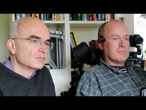 Dr David Turner interviewed about Voice Banking by Richard Cave of the RHN