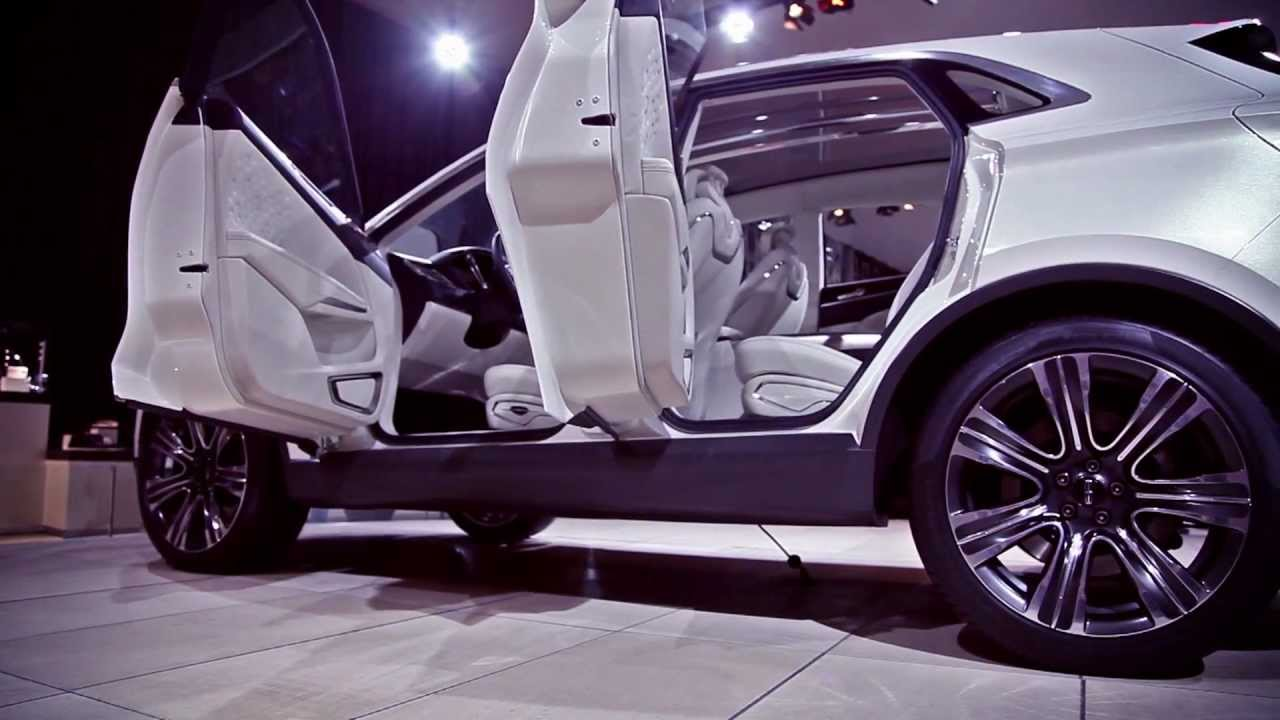 2013 Lincoln MKC Concept | Canadian International Auto Show | CAR ...