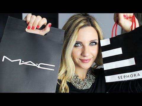 Kozmetik Ürünleri Alışverişim - Mac, Watsons, Sephora