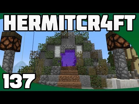 Hermitcraft 4 - Ep. 137: White District...