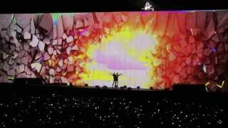 Roger Waters - Comfortably Numb - Live Full HD - (İstanbul 2013, The Wall Live)