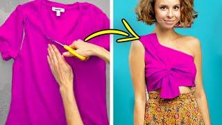 낡은 티셔츠를 재사용하는 31가지 멋진 방법