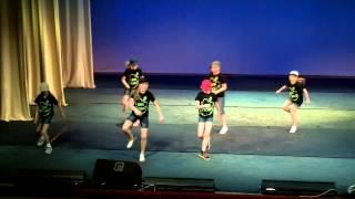 A Best of Teenagers. Группа детей профессионального обучения. Школа танцев Nataraj 25.05.2014