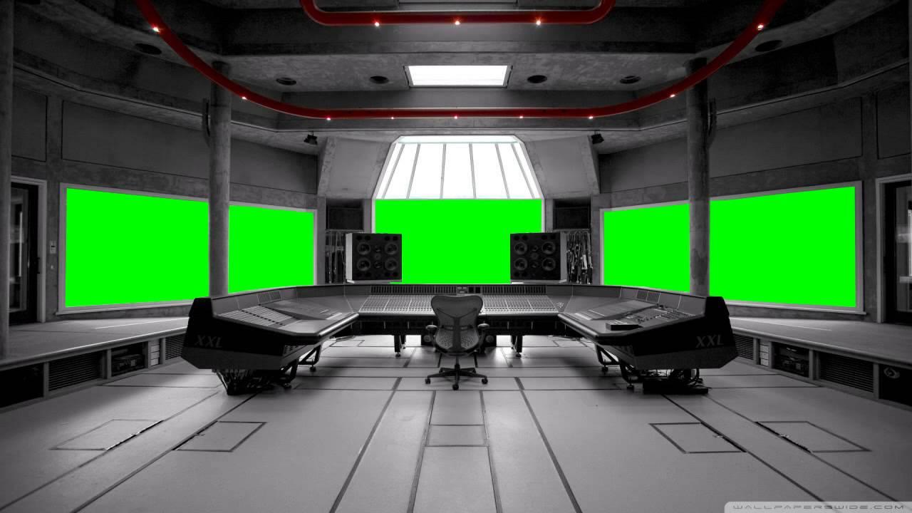 Music recording studio in green screen free stock footage - Music recording studio wallpaper ...