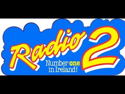 RTE 2FM Radio 15th birthday on RTE TV - 31/MAY/1994. Part 4 Larry Gogan