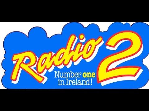 RTE 2FM Radio 15th birthday on RTE TV - 31/MAY/1994. Part 4 Larry Gogan