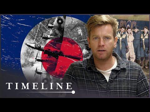 Bomber Boys with Ewan McGregor Royal Air Force Documentary  Timeline
