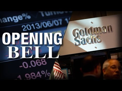 Goldman Sachs Says S&P to 2100 by Year's End, Stocks Open Higher