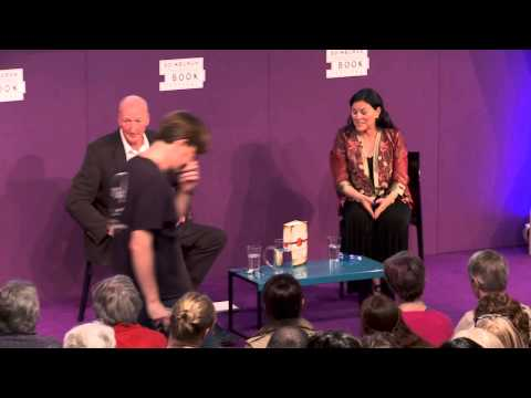Diana Gabaldon at the Edinburgh International Book Festival
