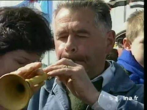 Mise à L'eau De Vieux Gréements Pour Brest 92