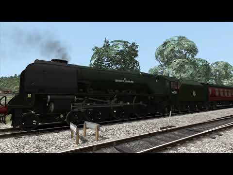 Duchess Of Sutherland TS2019 WSR |